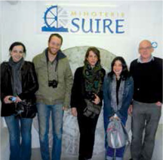 Les CQP Bio (session 2011/2012)