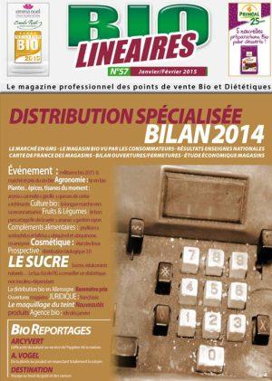 Bio Linéaires N°57