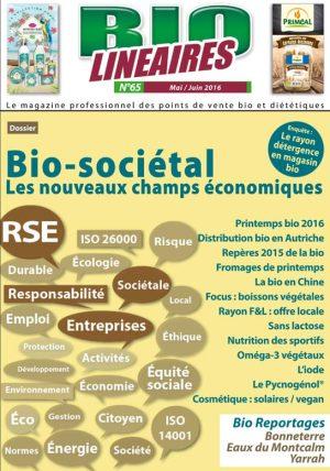 Bio Linéaires N°65