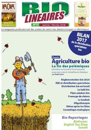 Bio Linéaires N°75
