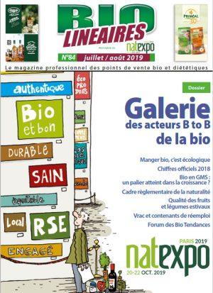 Bio Linéaires N°84