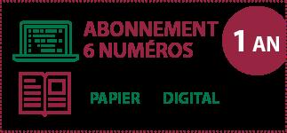 Abonnement BIO LINÉAIRES PAPIER/DIGITAL 6 NUMÉROS - 1 AN