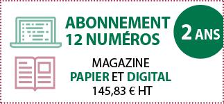 Abonnement BIO LINÉAIRES PAPIER/DIGITAL 12 NUMÉROS - 2 ANS