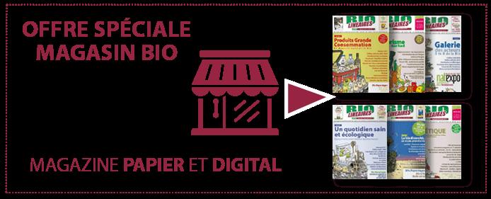Offre magasin bio abonnement Bio Linéaires
