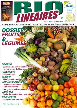 Bio Linéaires N°40