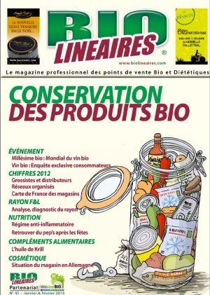 Bio Linéaires N°45