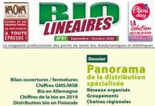 Bio Lineaires N°91 septembre otobre 2020