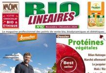 Bio Lineaires N°92 snovembre décembre 2020